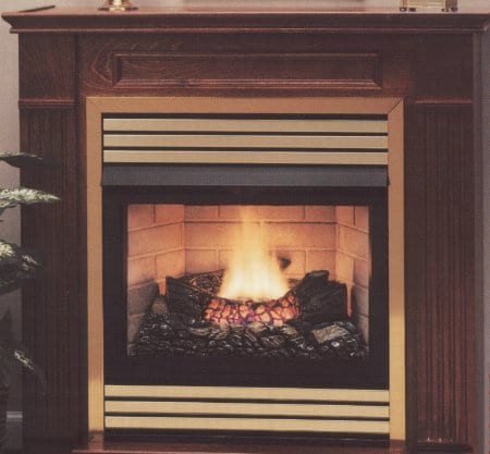Compact Ventless Gas Fireplace Fireplaces